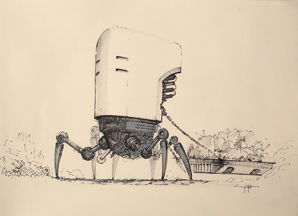 Yigit koroglu sketch 004s