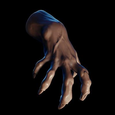 Allan loenskov hand render