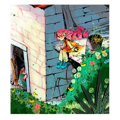 Anais marmonier anais marmonier concept artist france young illustrator childbook
