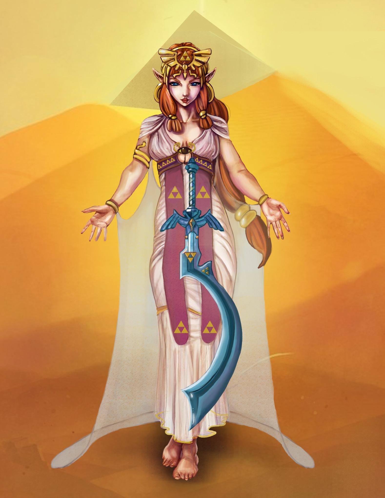 Caroline blineau zelda cleopatra03
