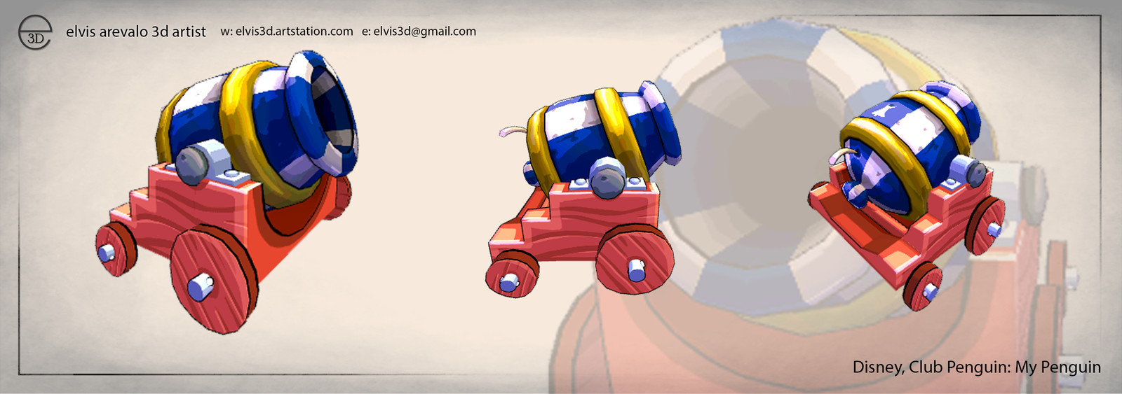 Anniversary Wagon  Model and texture