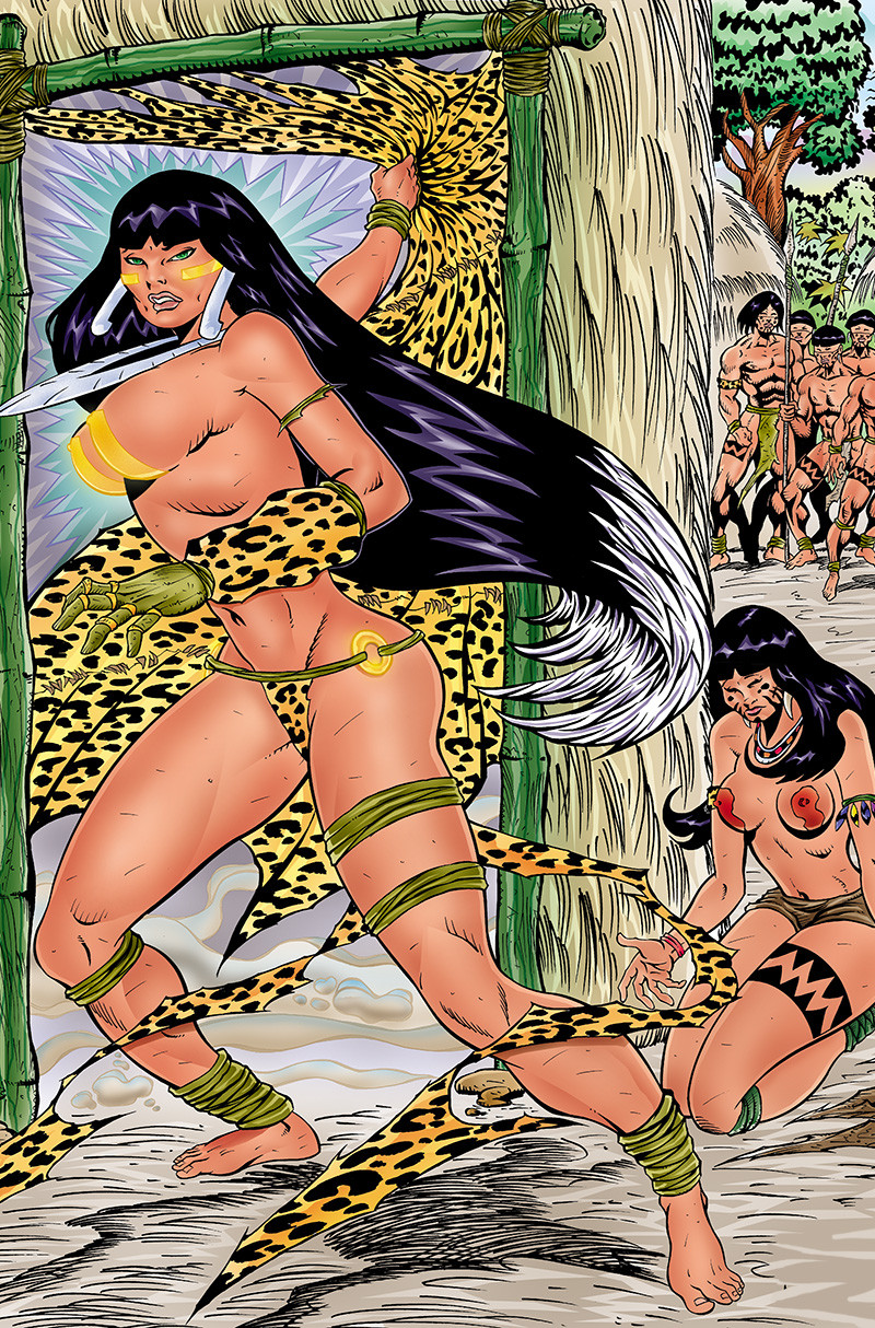 Jaguara - Warrior and Sovereign, 2005 - pages 4 and 5
