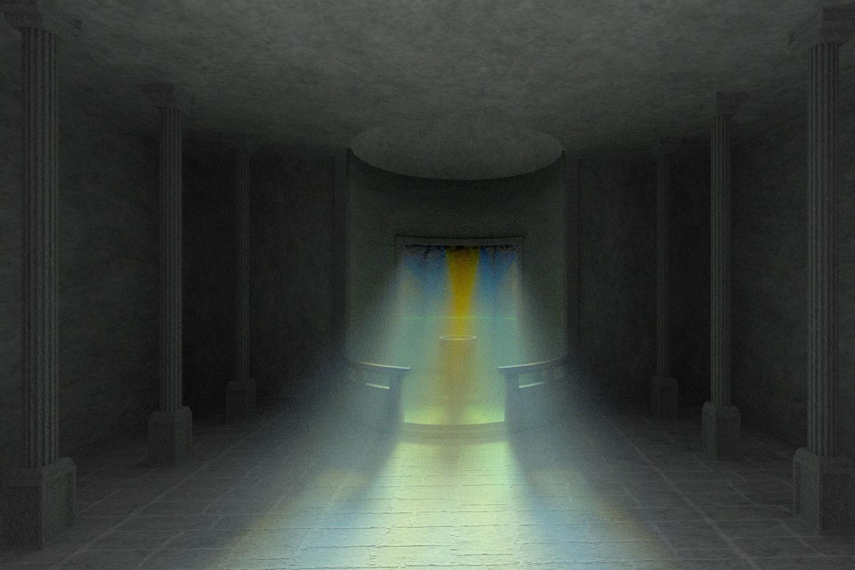Temple Scene - 5