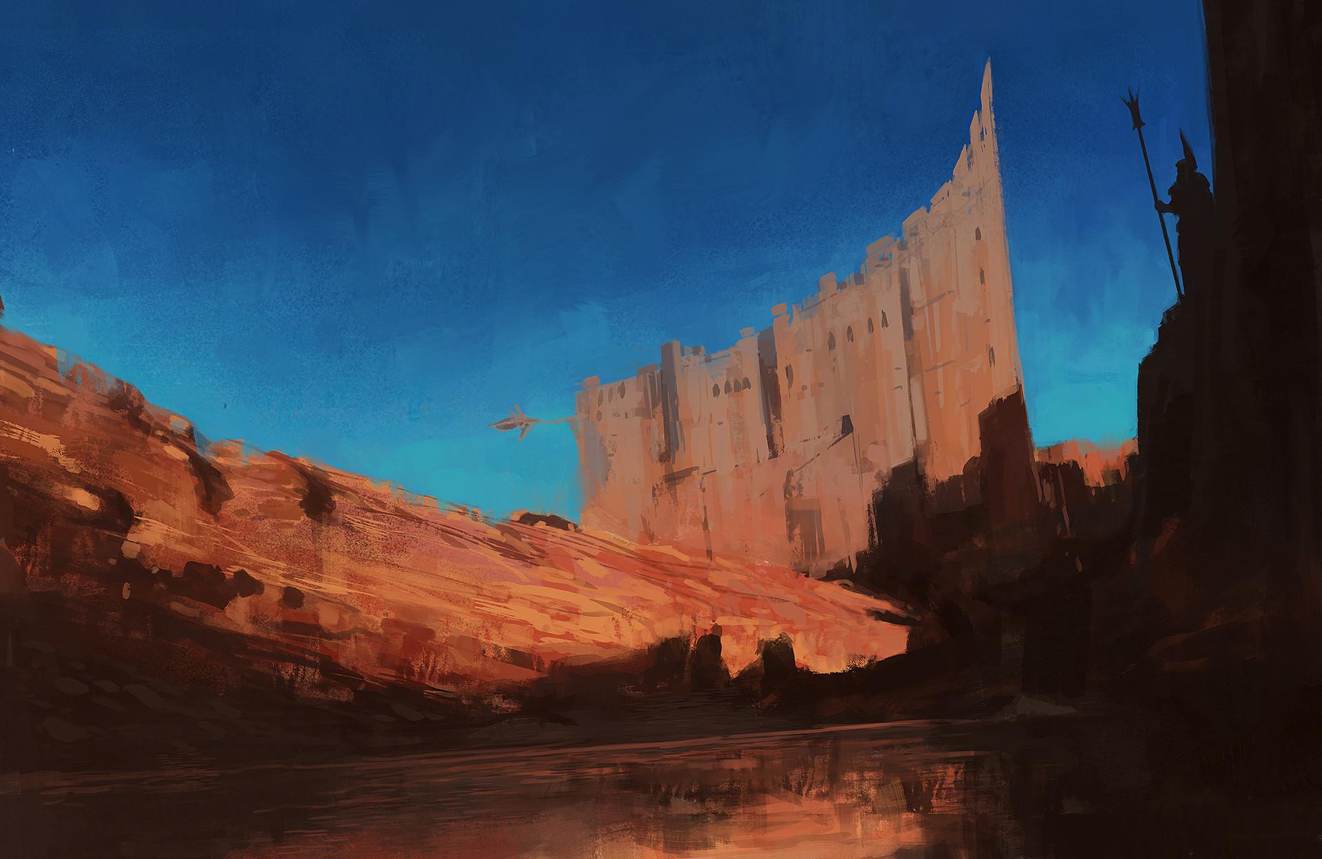 Kelvin liew fortress