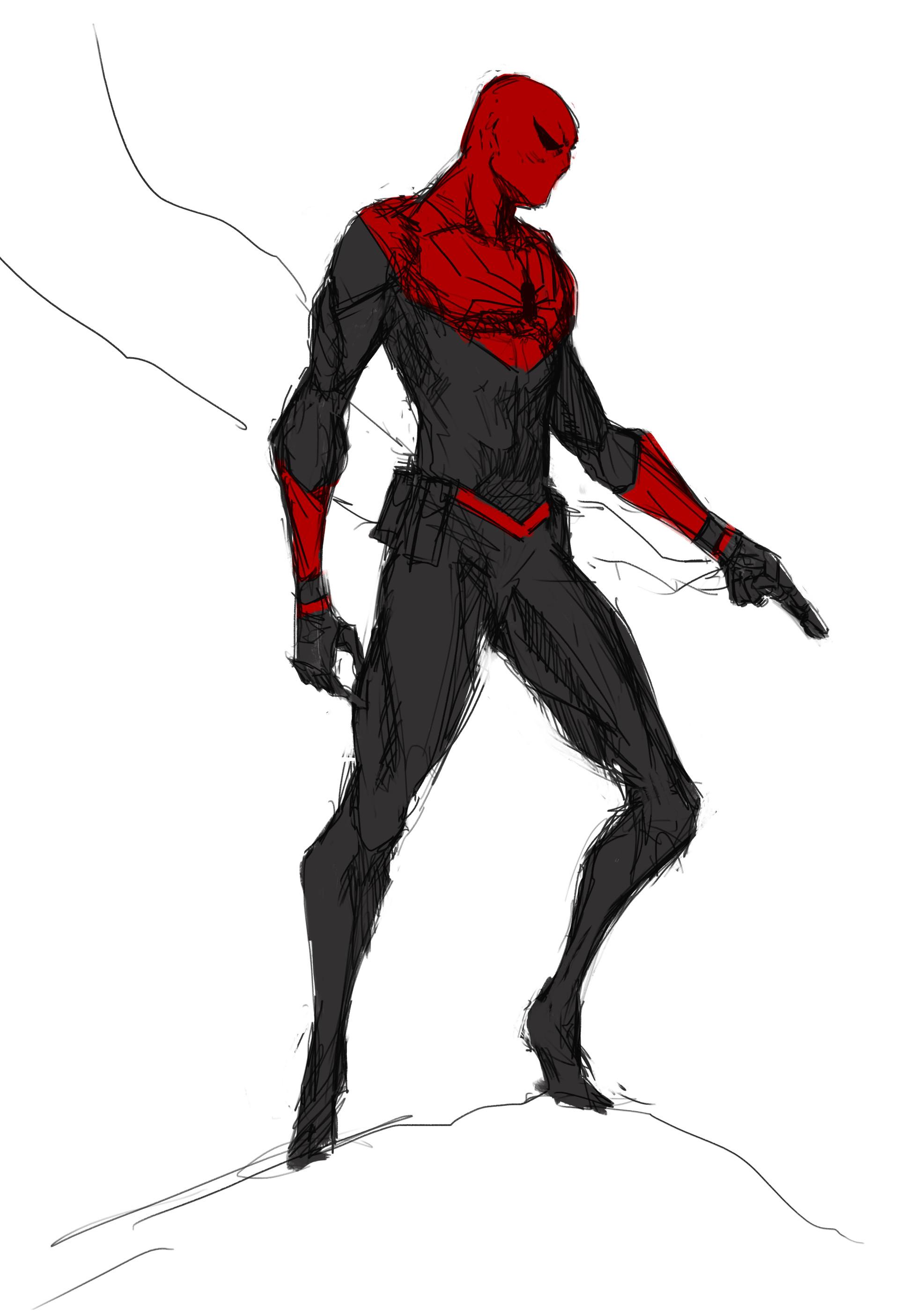 Linh Dao Assassin Spider Man