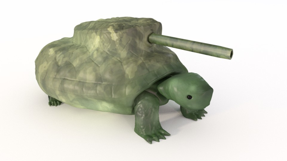 Peter buyken 08 turtle 01