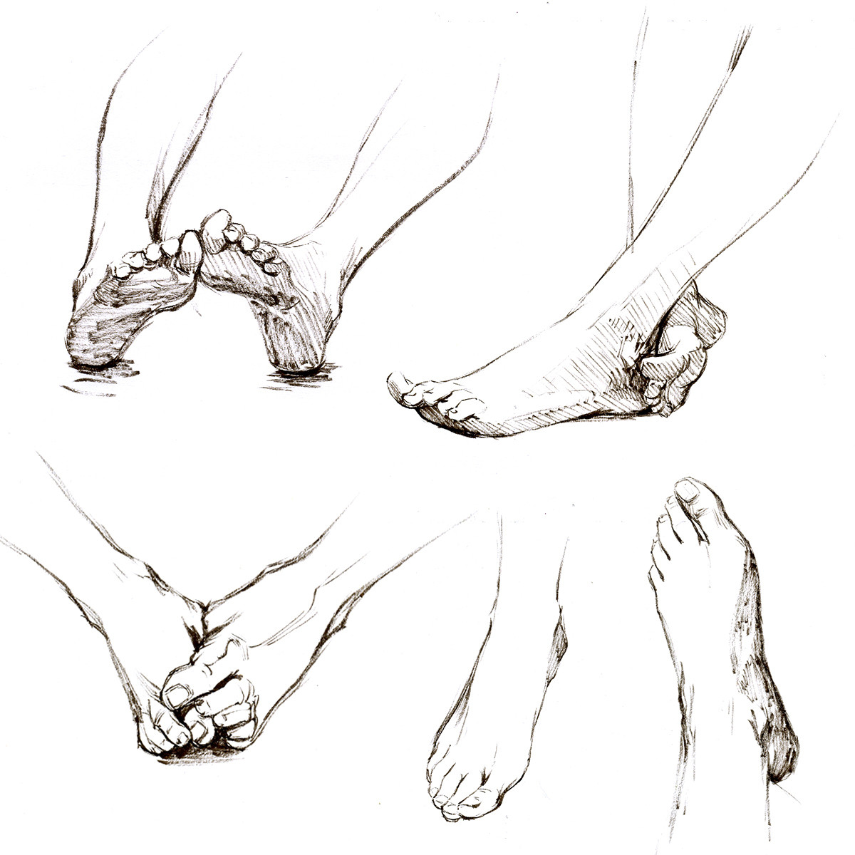 my feet ^^