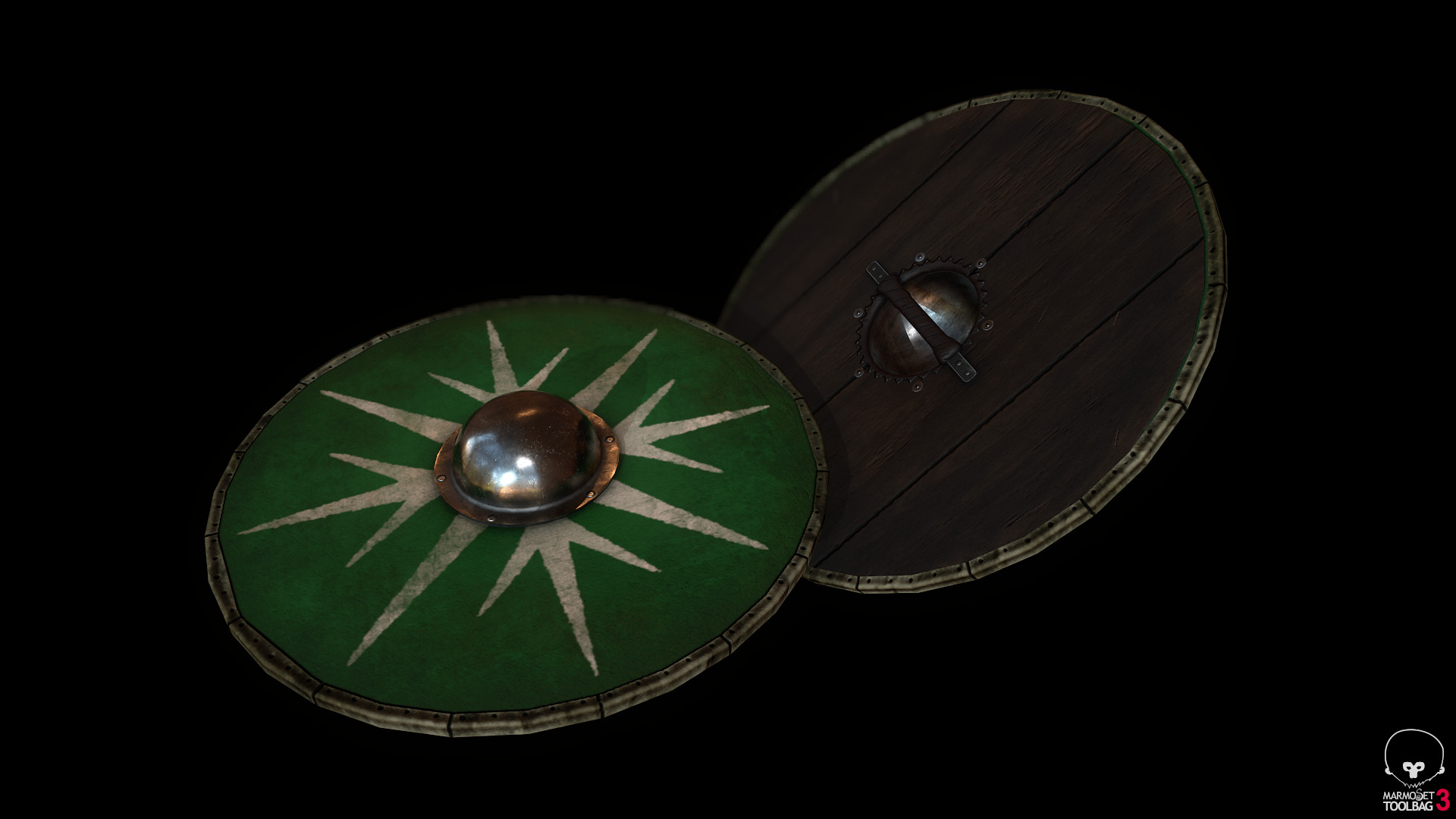 Bela csampai s4h rohan shield 01 preview mt 01