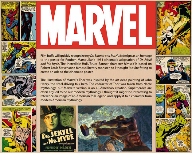 Steve rampton marvel text