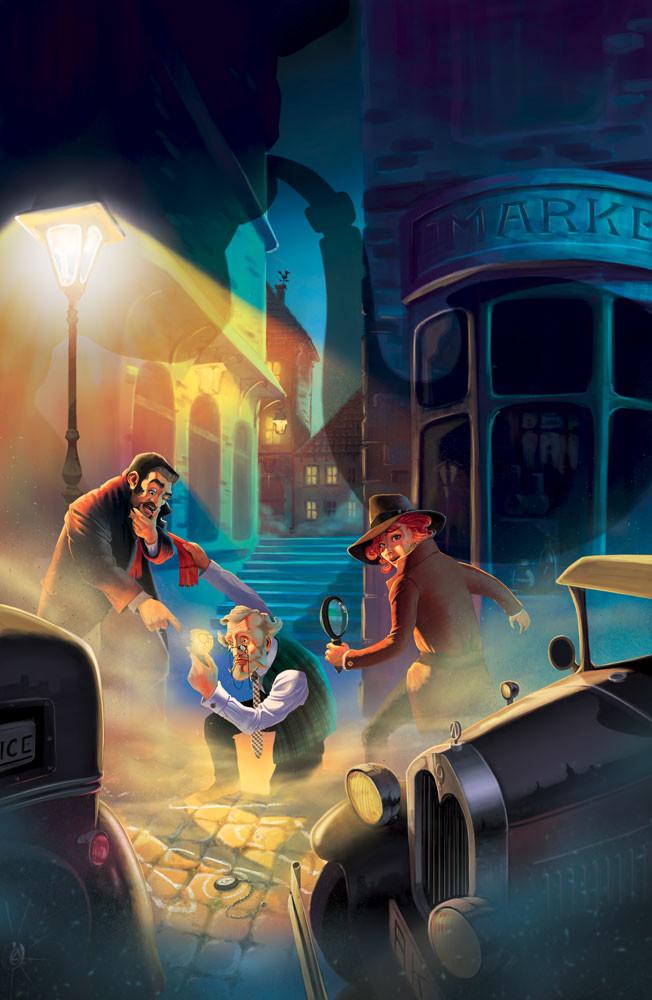 cover art beyond baker street