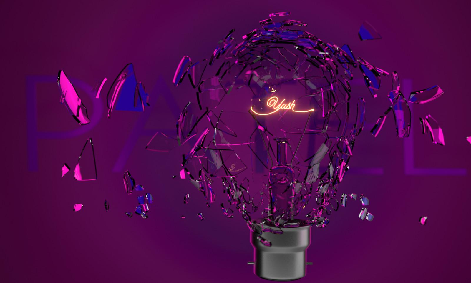 Bulb Breaking
