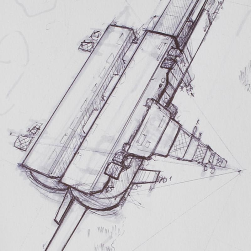 Orbital Transit Station