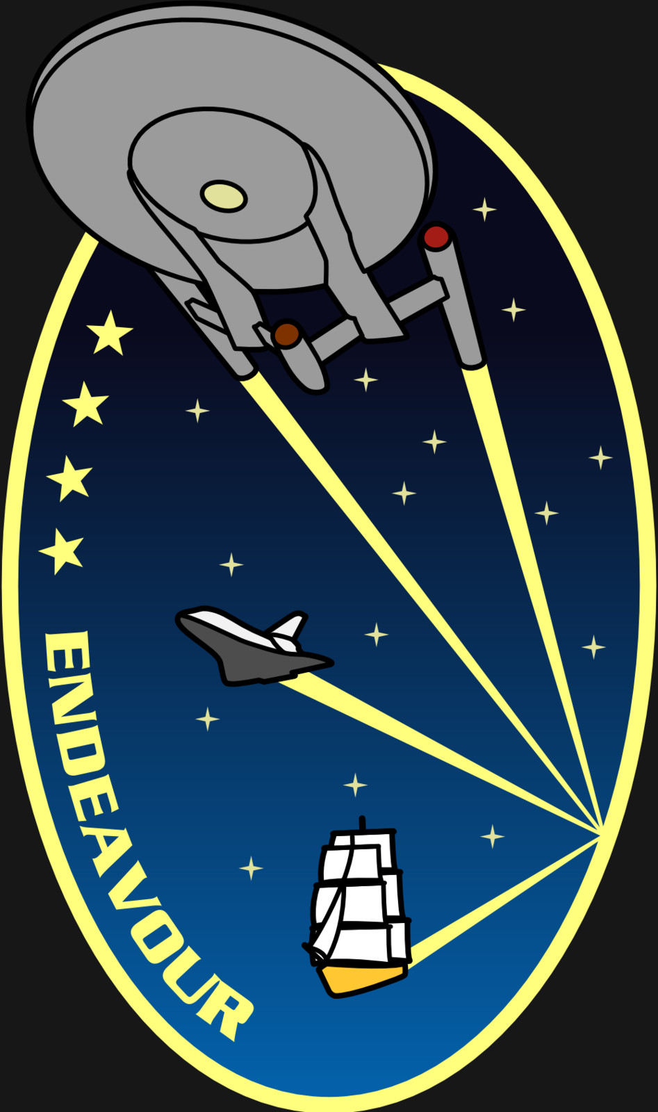 Assignment Patch for UESPA-NX-06 Endeavour
