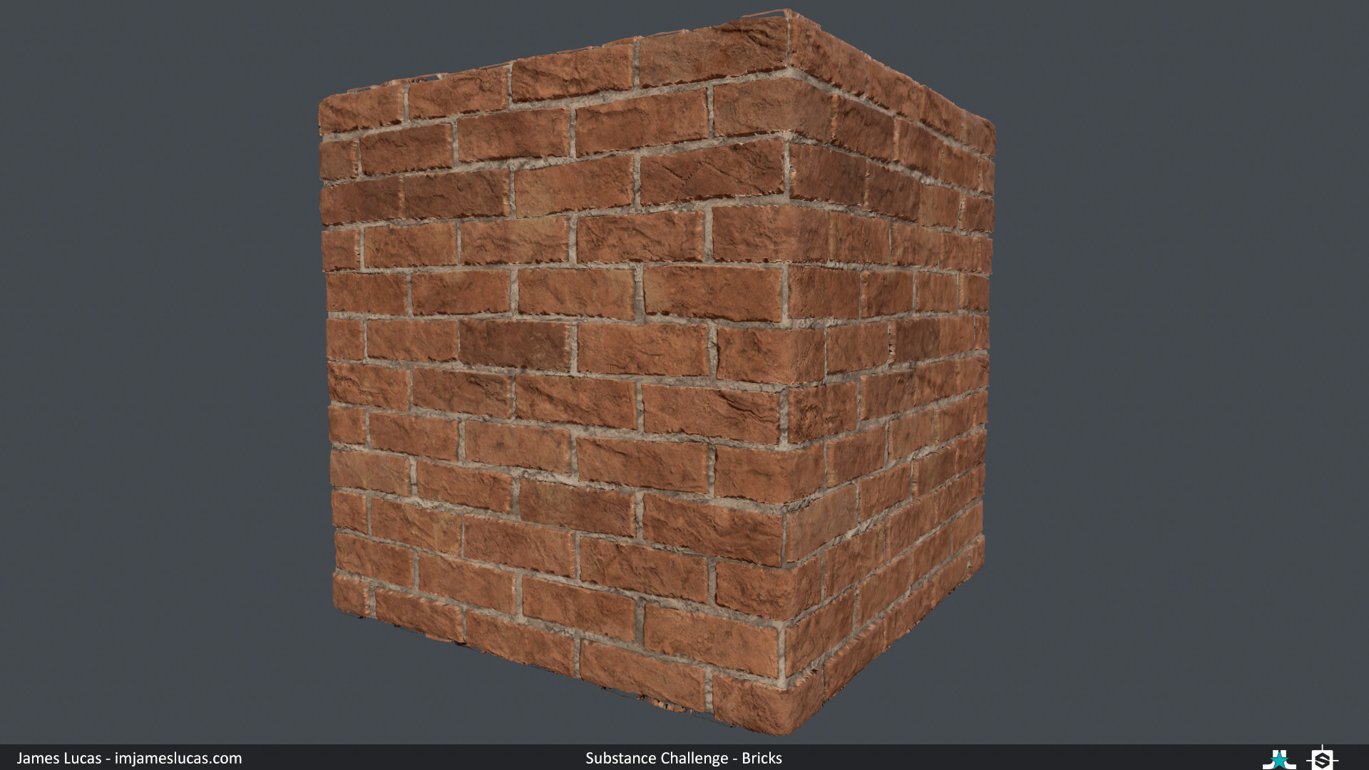 James lucas bricks