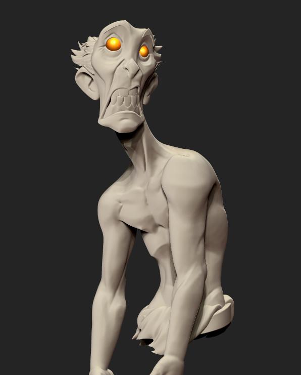 Douglas silva zombie