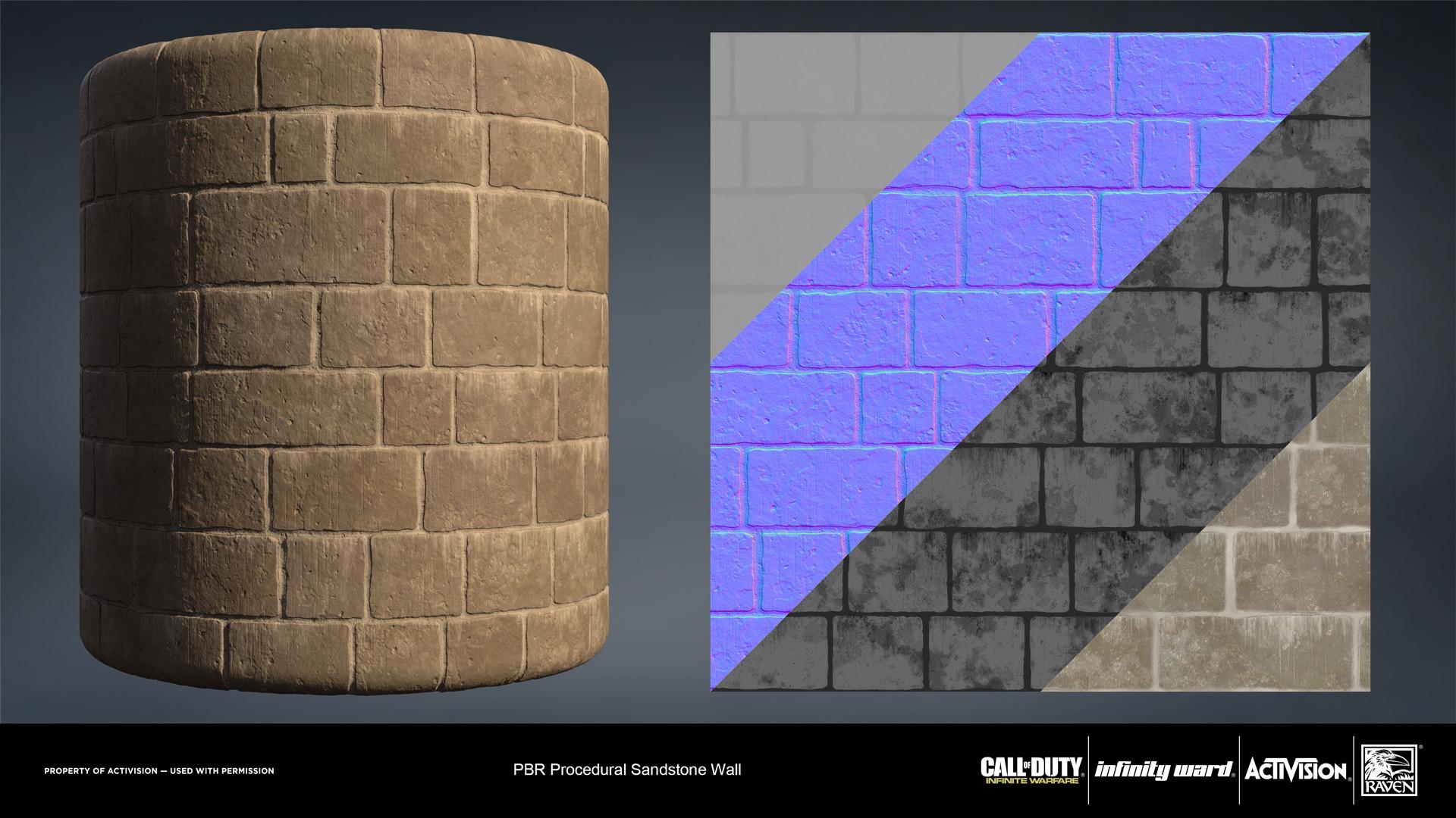 Joshua lynch sandstone wall 01 iw cylinder