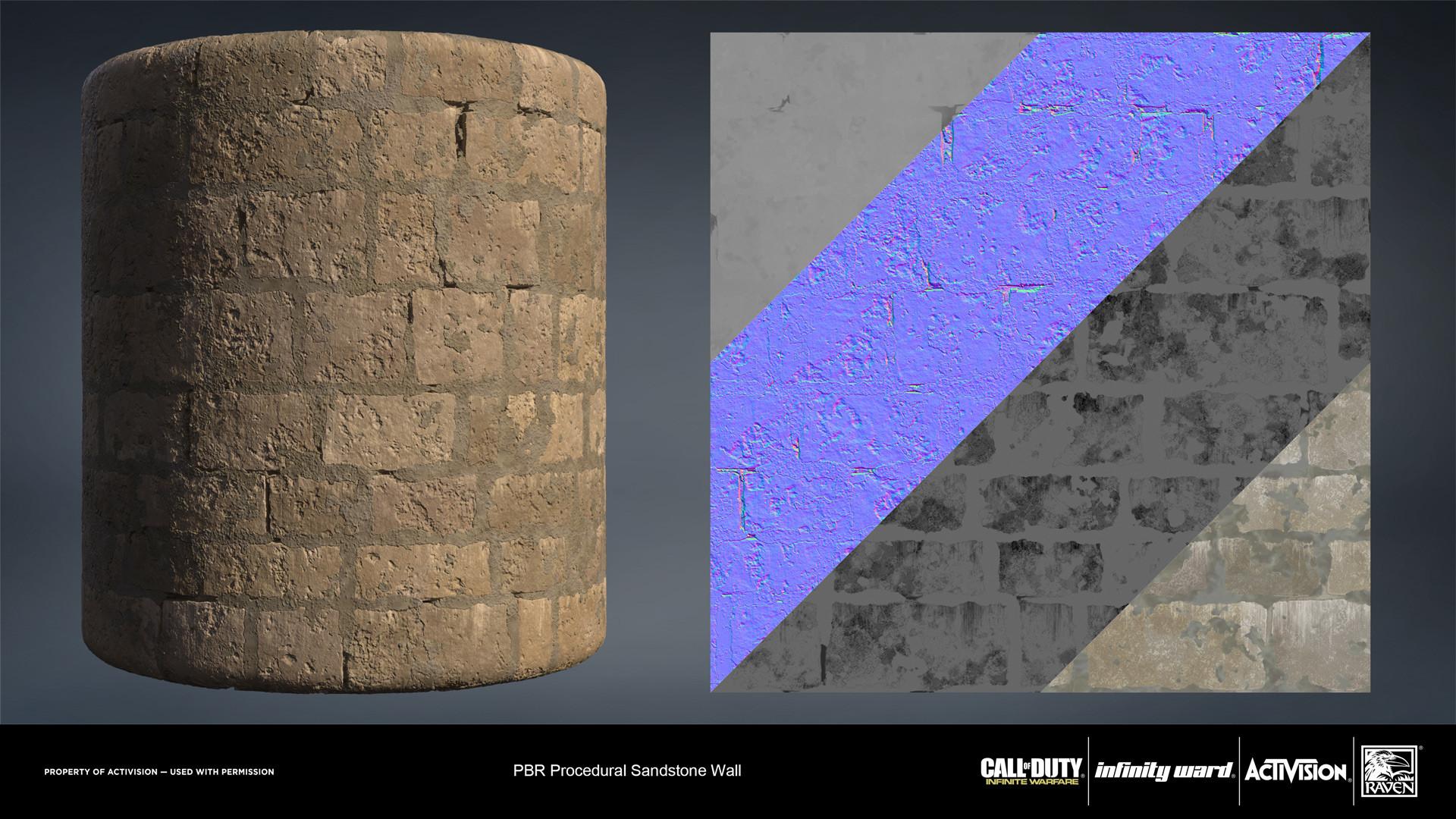 Joshua lynch sandstone wall 02 iw cylinder