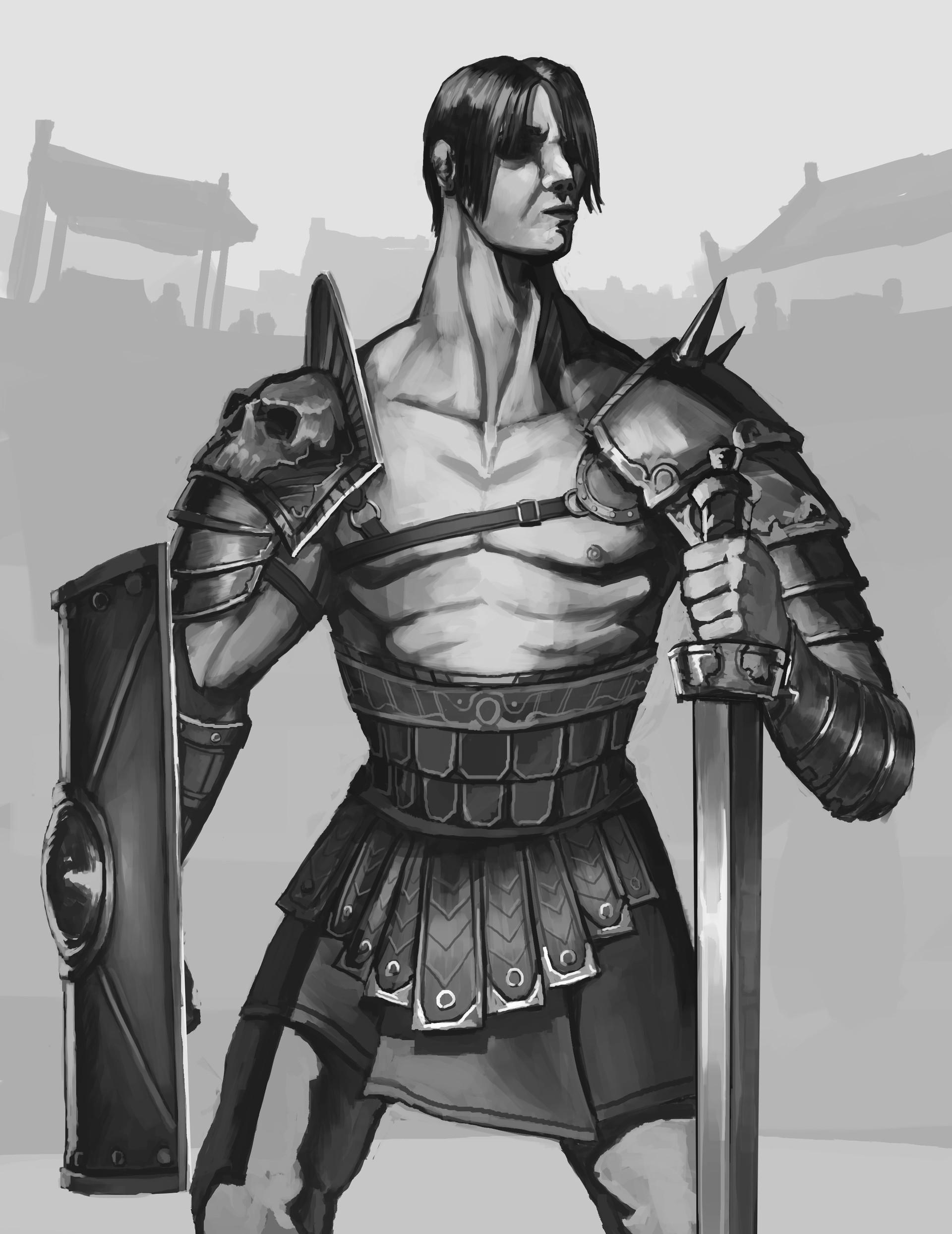 Kerim akyuz gladiator