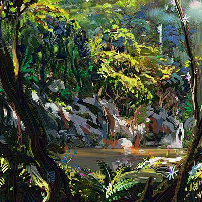 Kemane ba junglel