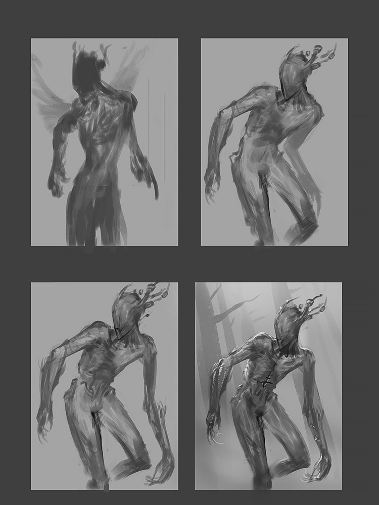 Menk Concept drawings