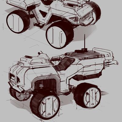 Dave jones buggy sketch