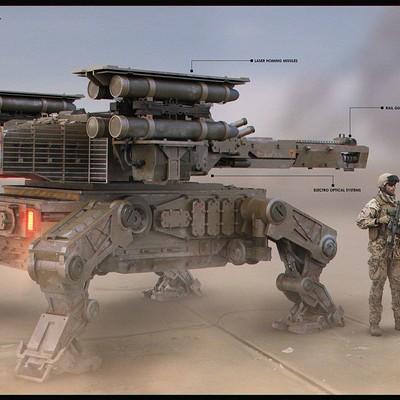 Sti 911 old design uav tank