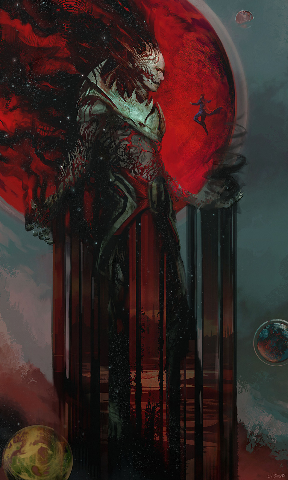 Dormammu Concept 3 for Dr. Strange