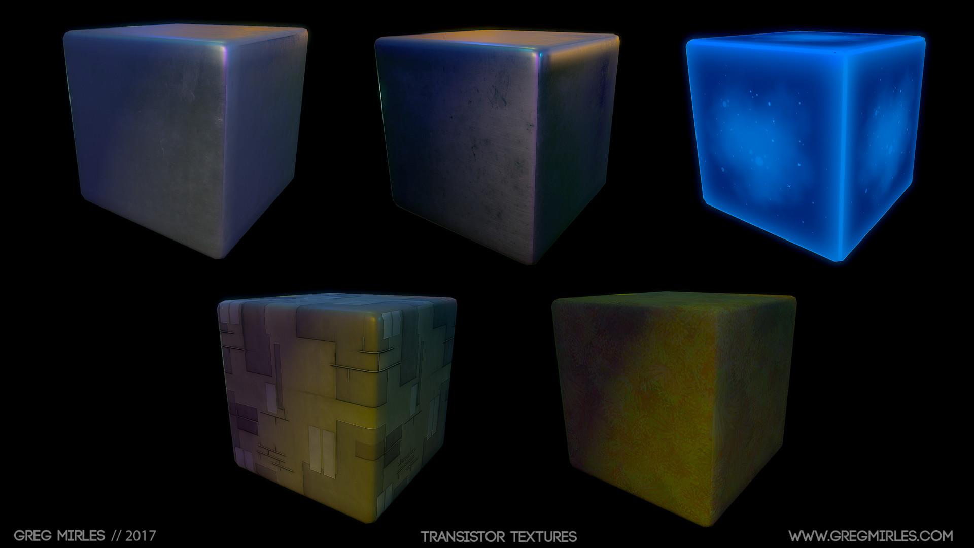 Greg mirles textures render 01