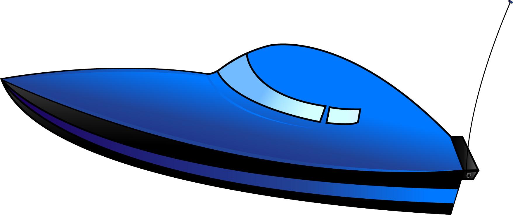 Antonio medina boat blue