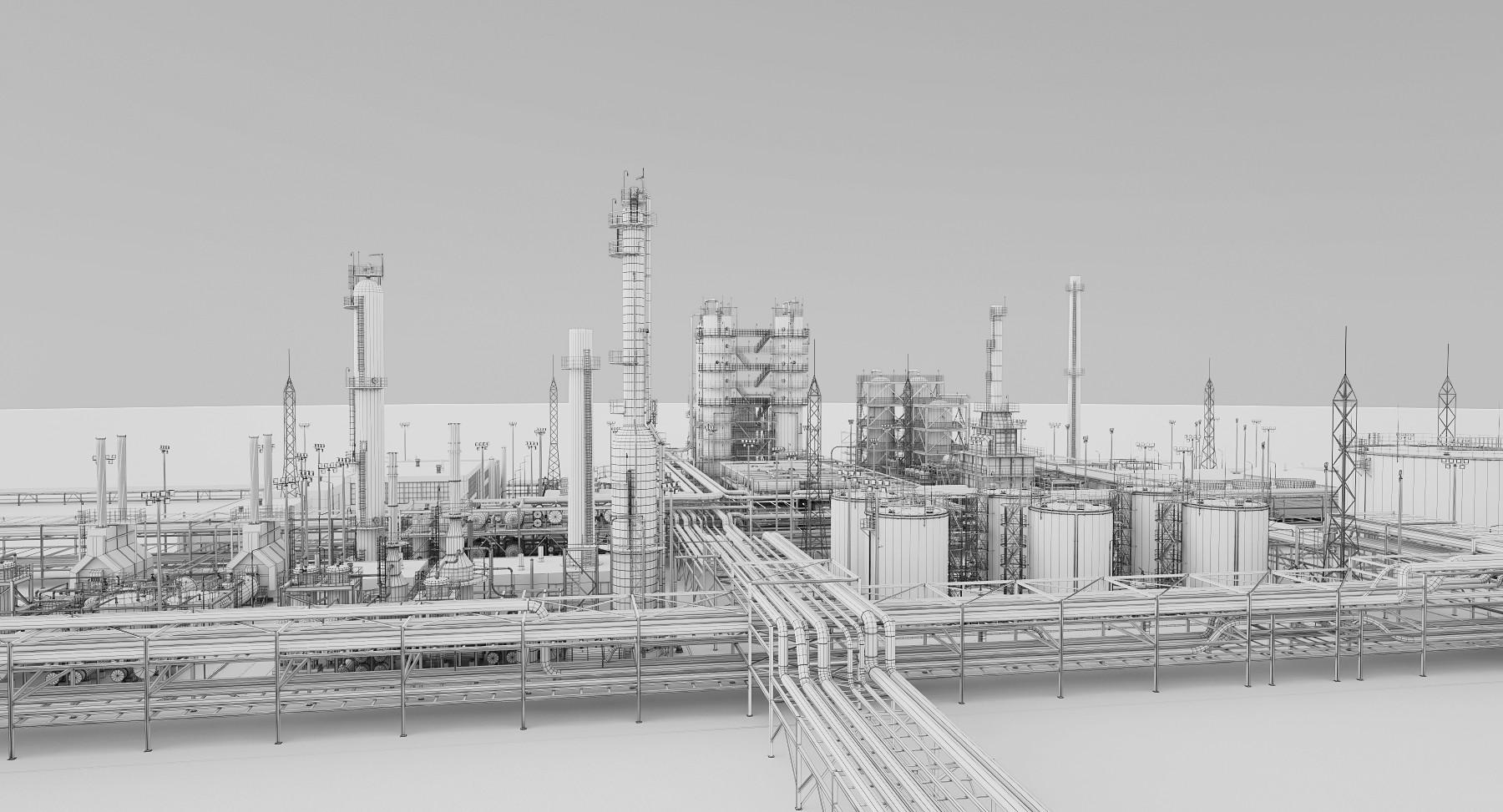 Elvin taghiyev setka refinery