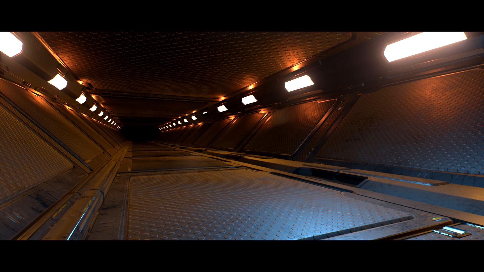 Sascha henrichs hallway 5