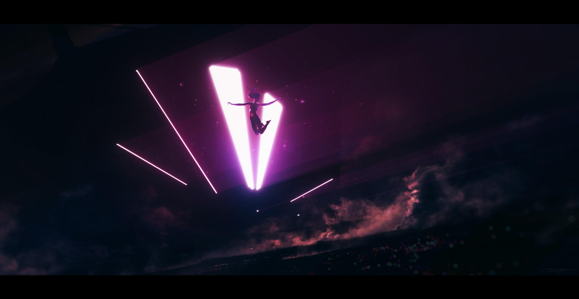 Bastien Grivet - Landing lights