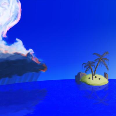 Nathaniel tintinger island