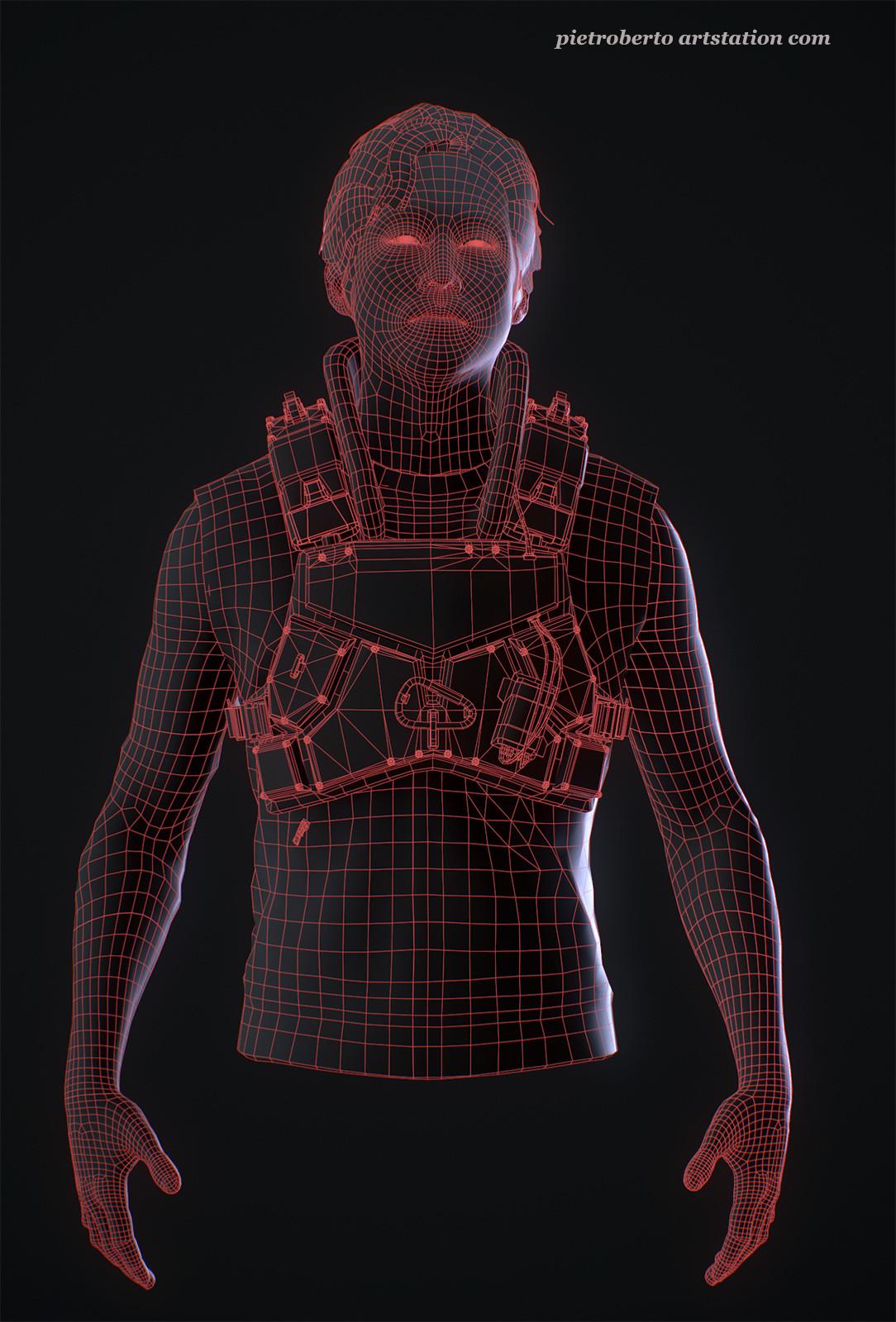Pietro berto topology