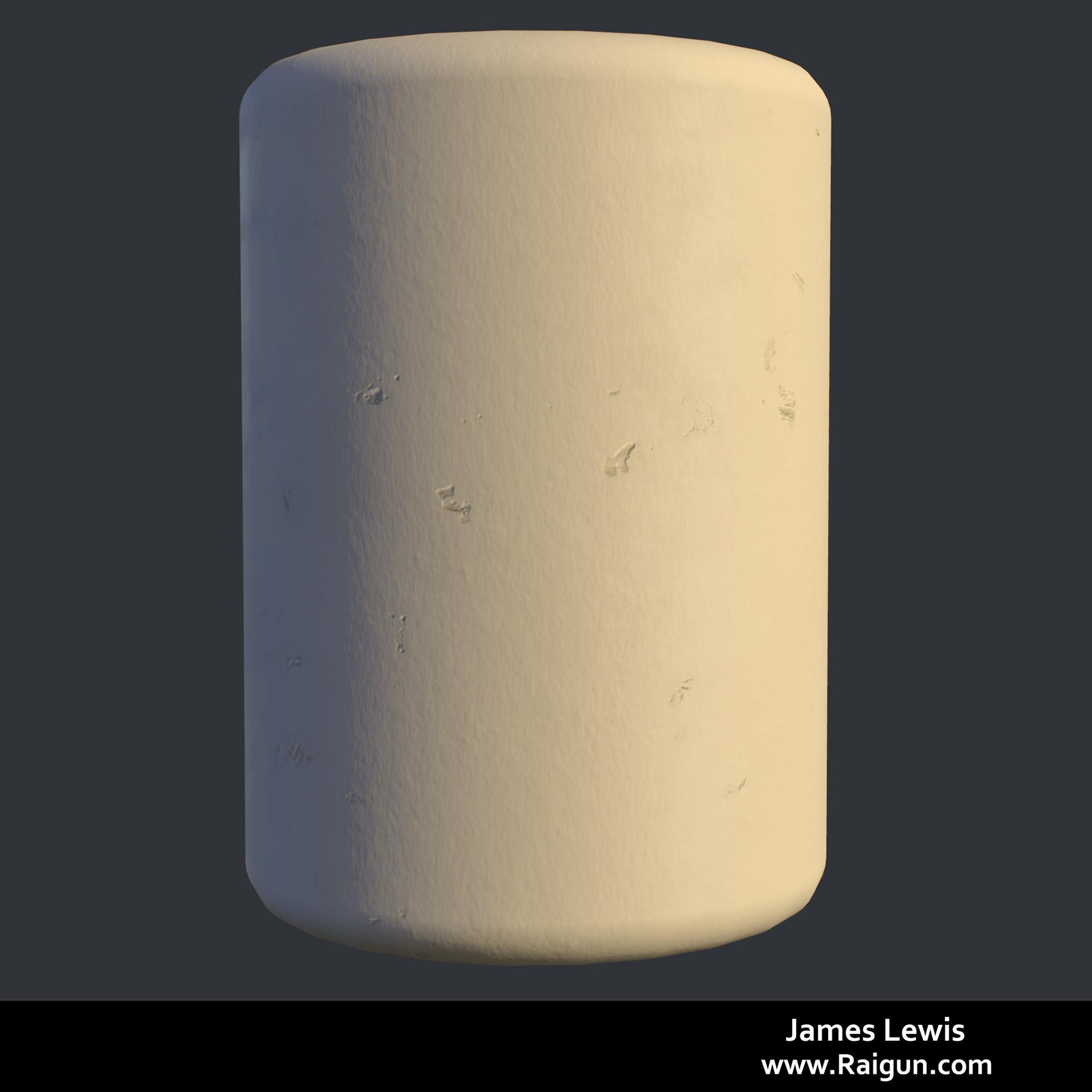 James lewis industrialclay 001