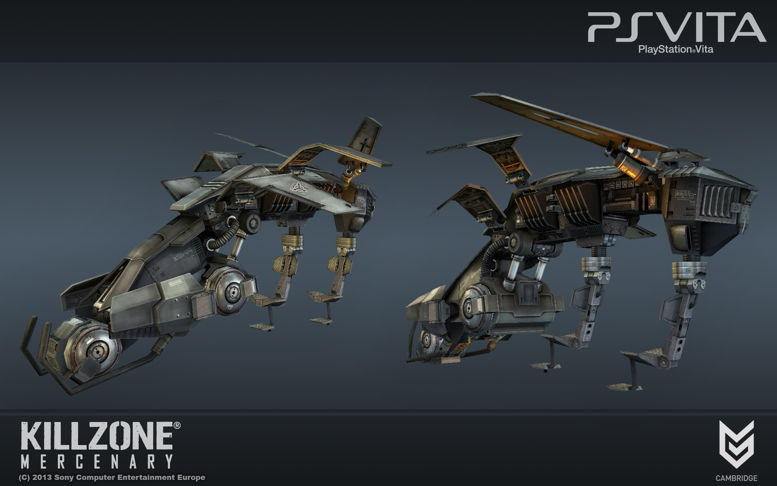 Helghan Stinger, A deadly troop carrying attack drone.