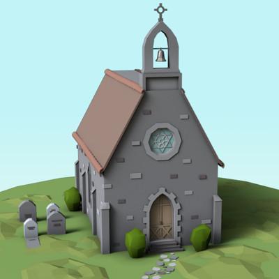 Ole midthun church