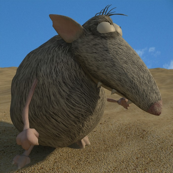 Petar doychev mouse 3