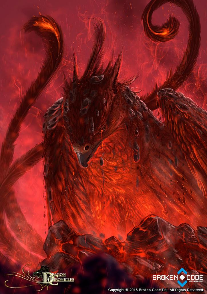 Phoenix - Dragon Chronicles