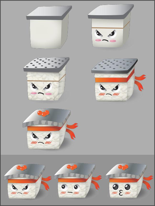 Tiia van lokven sushi portfolio slider 4
