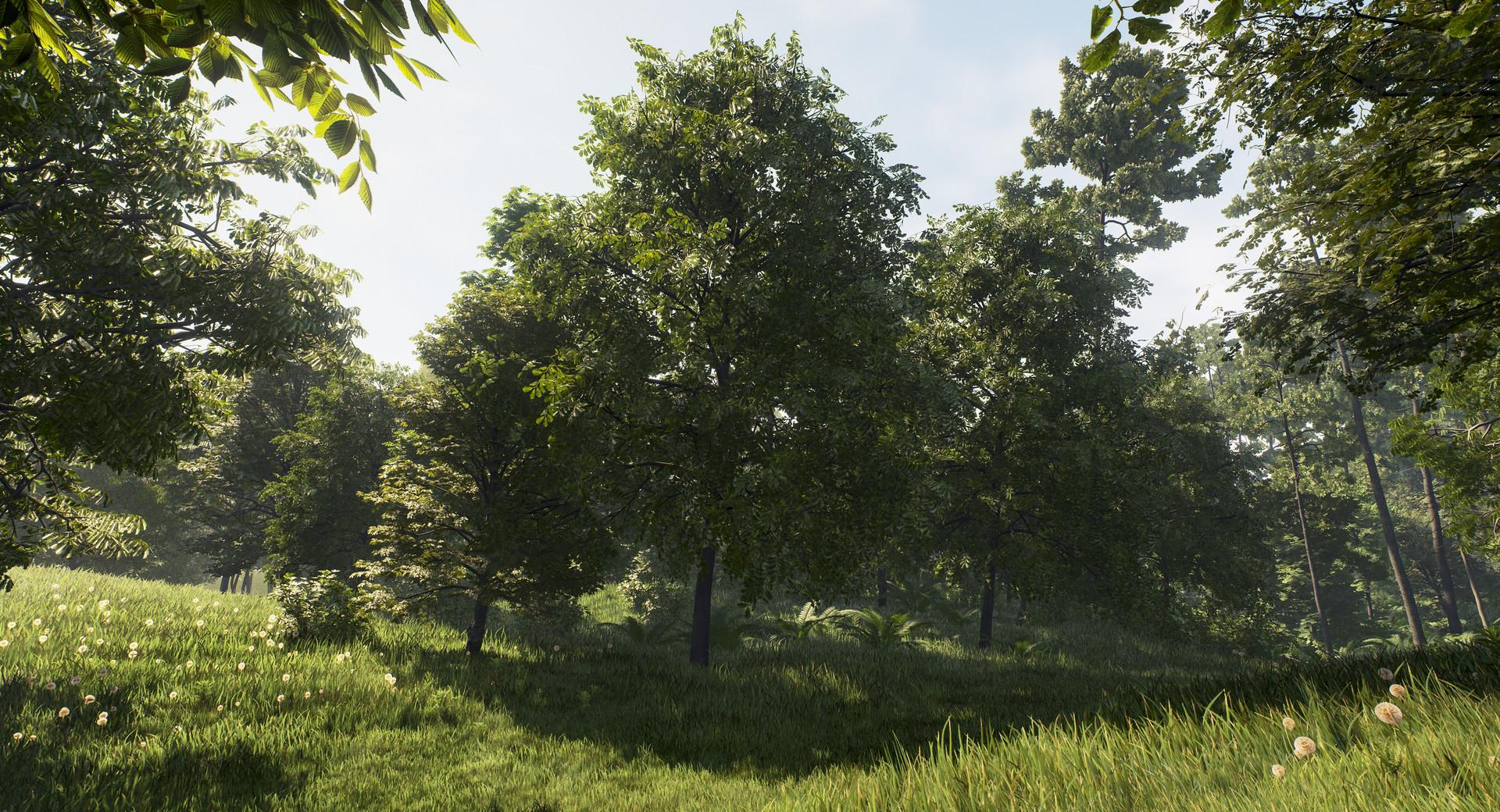 ArtStation - Archmodels for Unreal Engine vol  4, Tomasz Kawecki