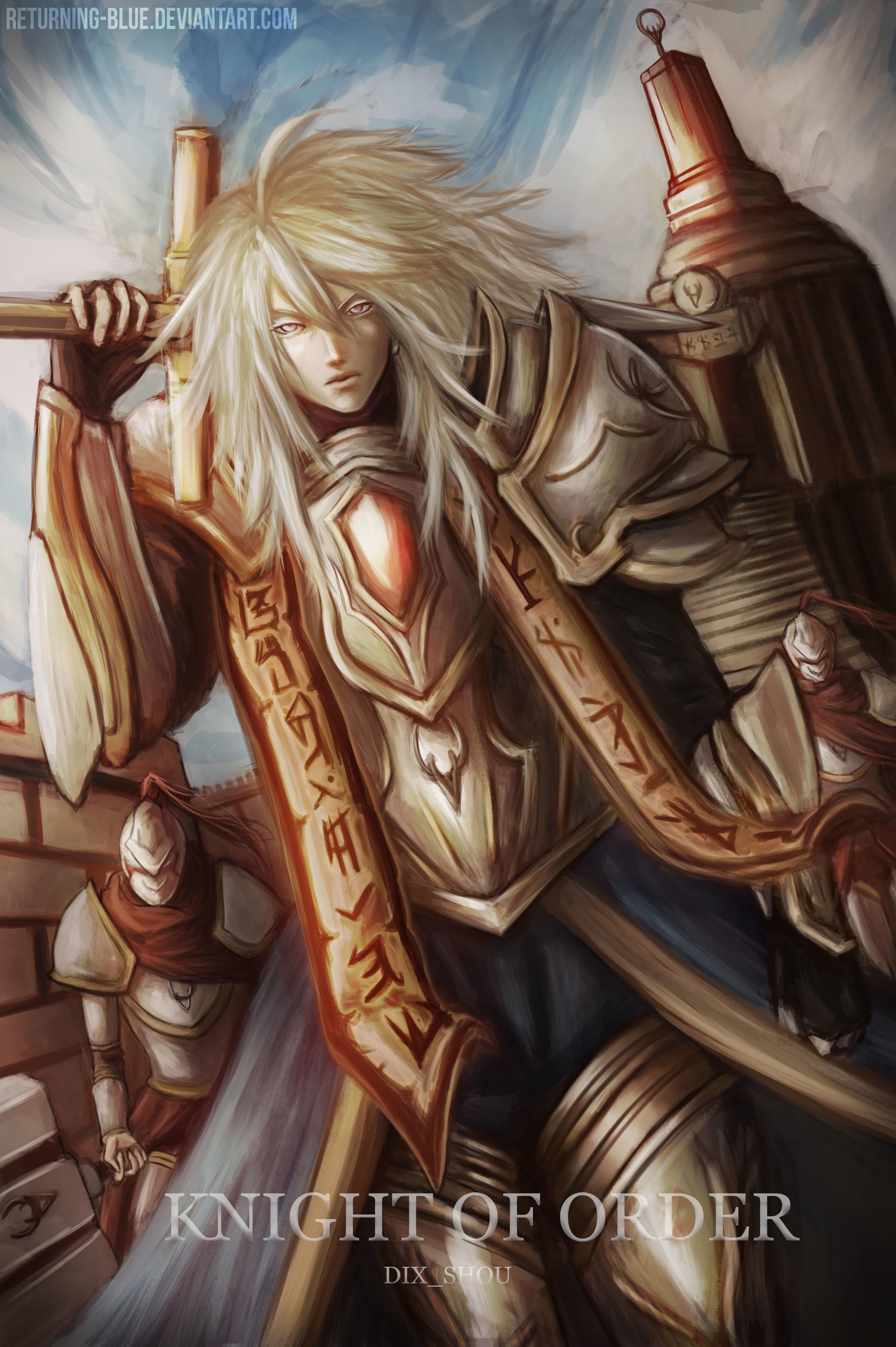 Dix shou knight of order final