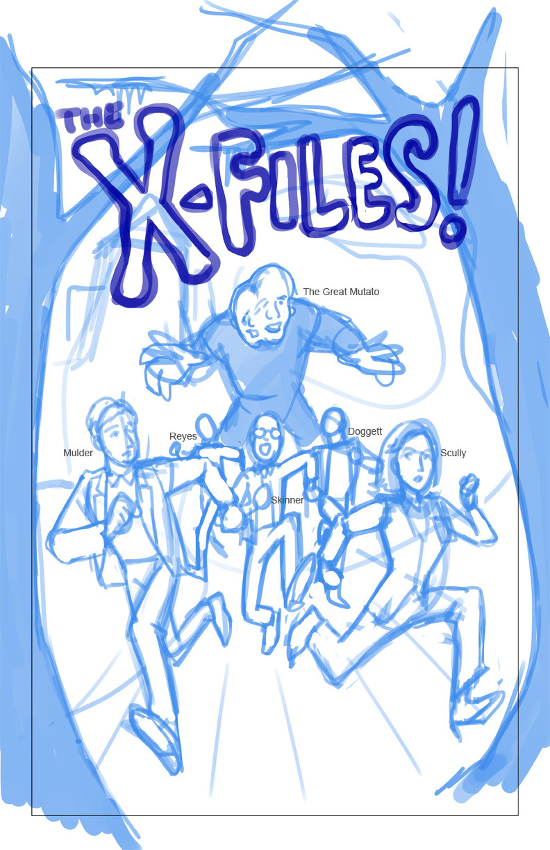 The X-Files Get Animated : thumbnail