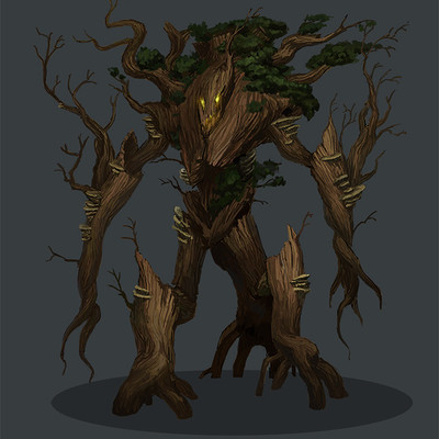 Greeme doe 041 treeman