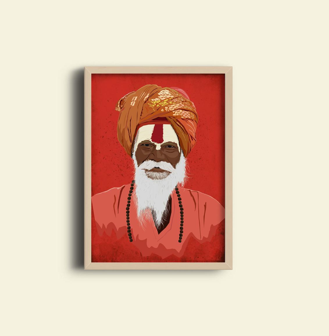 Rajesh sawant sadhu mock