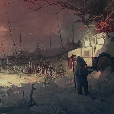 Ismail inceoglu frozen ashes