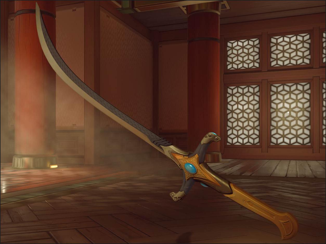 Stefan polster bedouin sword 01