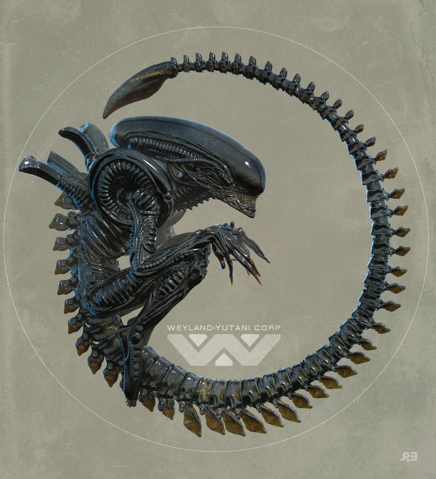 Xenomorph#01