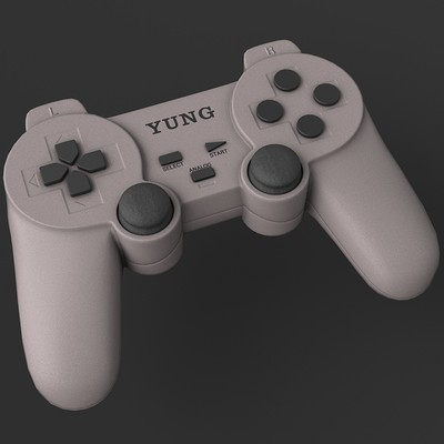 Matt young gamepad1