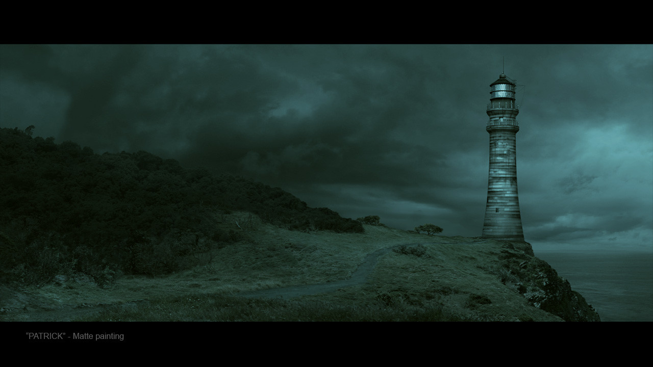 Lighthouse - Path 2